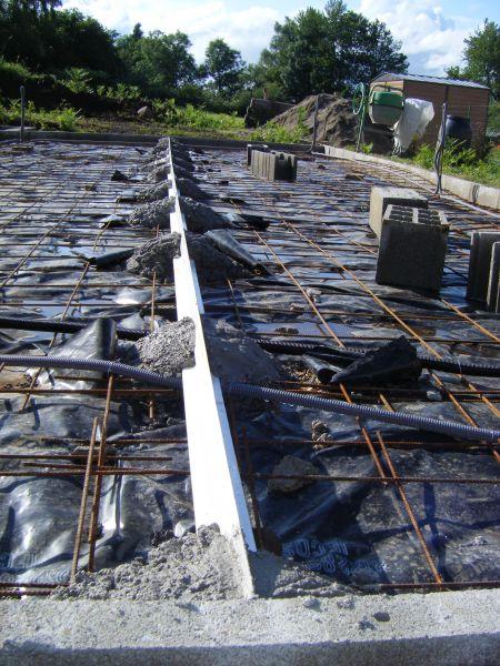 07 2009 ma maison for Joint de dilatation dalle